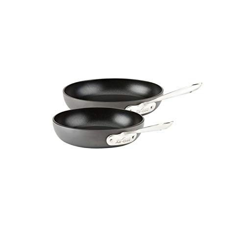 4. All-Clad Fry Pan Cookware Set