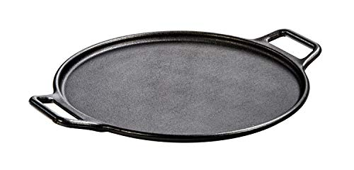 1. Lodge Pre-Seasoned Cast Iron Baking Pan With Loop Handles