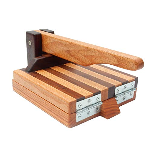 2. Hardwood Tortilla Press