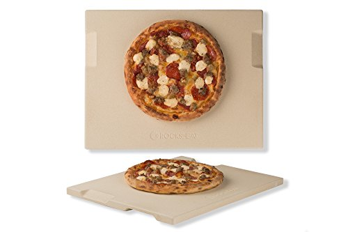 3. ROCKSHEAT Pizza Stone