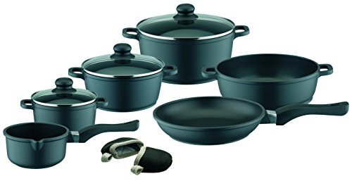 1. ELO Black Die-Cast Aluminum Kitchen Cookware