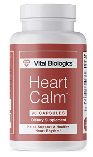 2. Heart Calm- Support and Maintain a Healthy Heart Rhythm