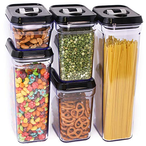 1. Zeppoli Air-Tight Food Storage Container Set
