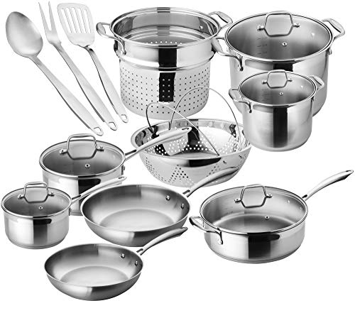 4. Chef's Star Premium Pots And Pans Set