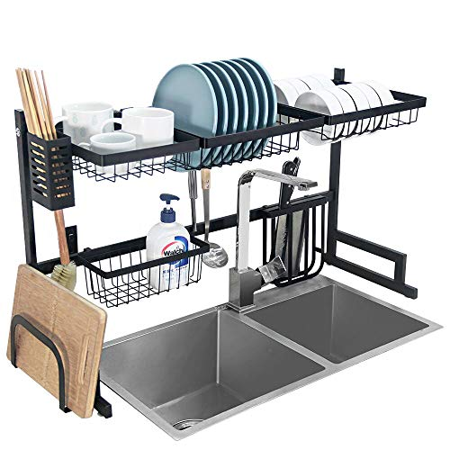 Ctystallove Dish Drying Rack