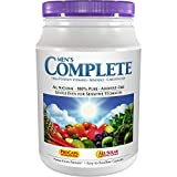 Andrew Lessman Multivitamin - Men's Complete 120 Packets – High Potencies of 30+ Nutrients, Essential Vitamins, Minerals & Carotenoids. Small Easy-to-Swallow. No Binders, No Fillers, No Additives