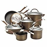 2. Circulon 11 piece Cookware Pots and Pans Set
