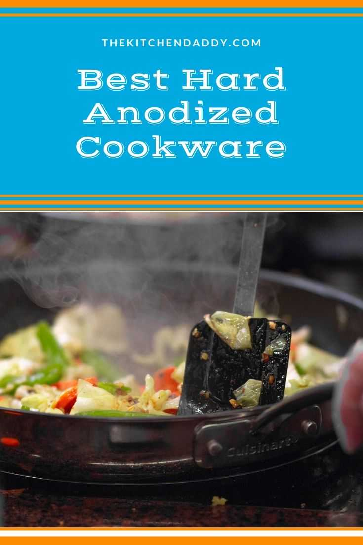 Best Hard Anodized Cookware