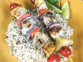 Pineapple Kabobs