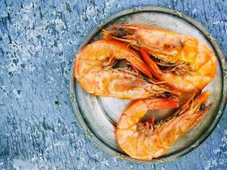 how long is cooked shrimp good for in the fridge